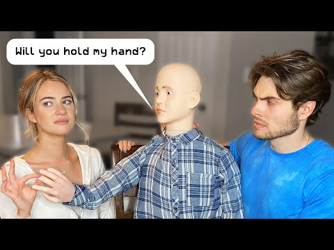 I Bought A Talking Robot. It Hit On My Sister..