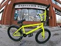"2019 Fiend Embryo ""Type O-"" 20"" BMX Unboxing @ Harvester Bikes"
