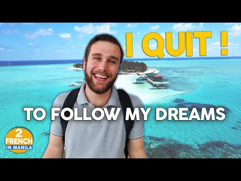 I QUIT MY JOB TO DO VIDEO IN THE PHILIPPINES