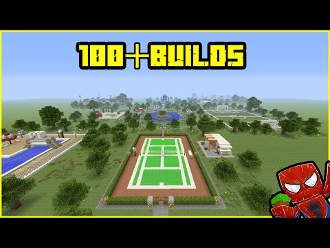 MASSIVE WORLD TOUR 100 + Builds