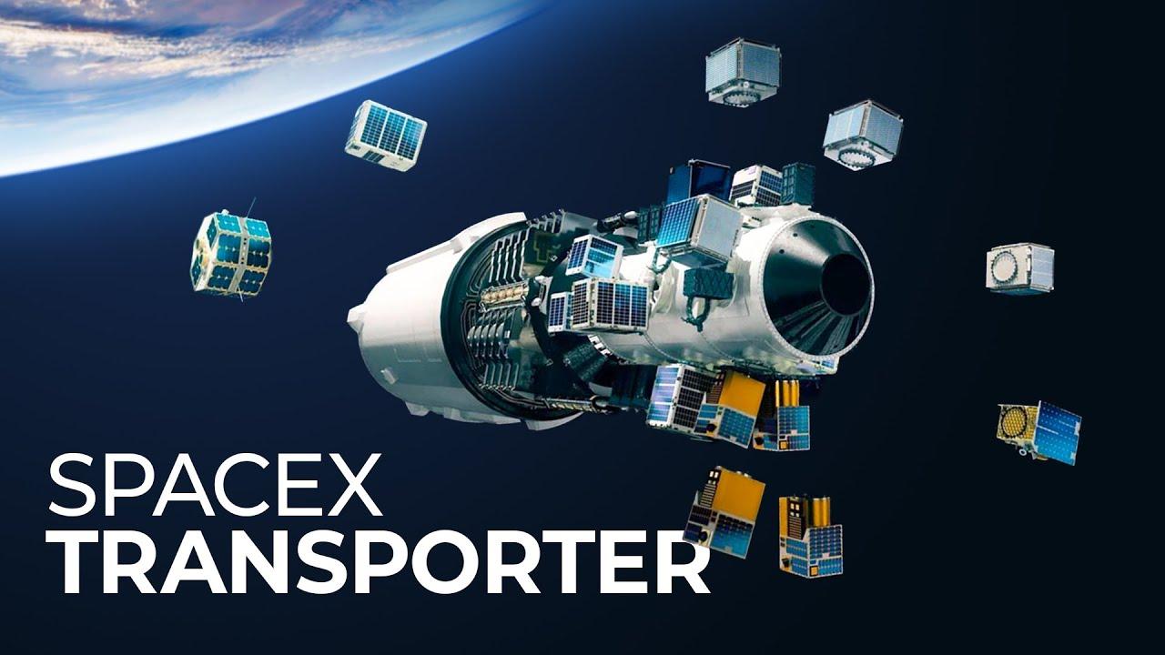 SpaceX's Genius Rideshare Business