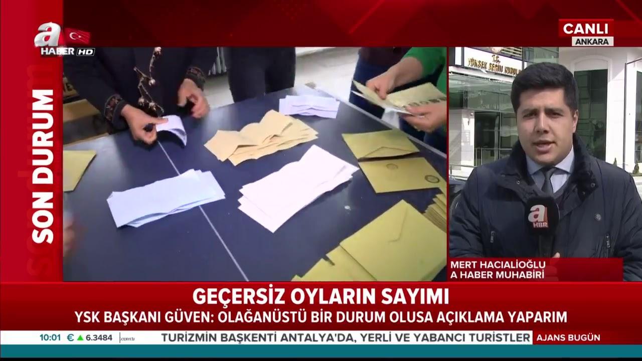SON DAKİKA! YSK Başkanı Sadi Güven'den flaş İstanbul açıklaması