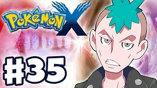 Pokemon X and Y - Gameplay Walkthrough Part 35 - Lost Hotel (Nintendo 3DS)