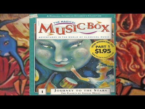 1. Journey to the Stars {Magical Music Box}