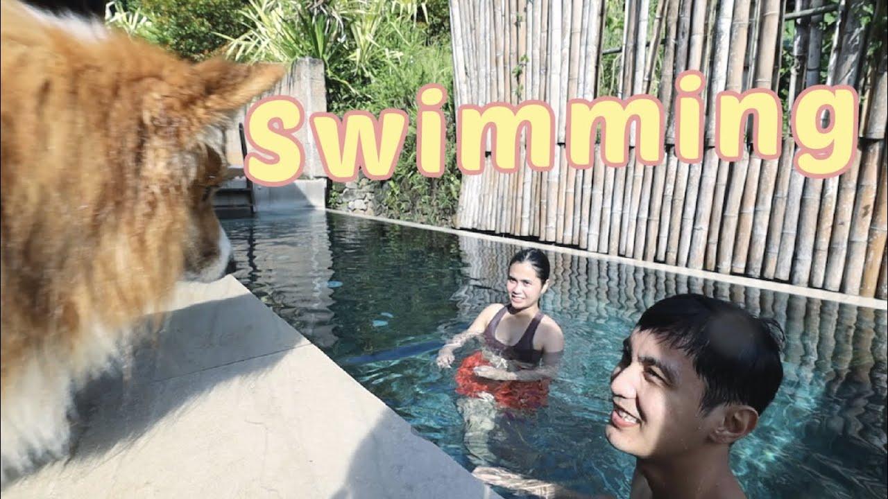 Swimming + Food Tasting! (October 6, 2020.)| Anna Cay ♥