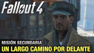 Fallout 4 - Misin Secundaria - Un largo camino por delante Espaol - 1080p 60fps