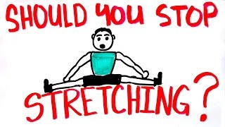 Repeat youtube video Do You Really Need to Stretch? - Muscle Myth #3