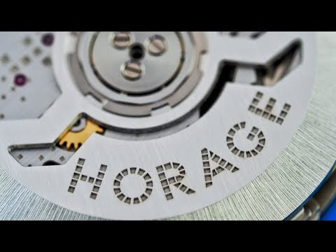 Horage K1: A Revolutionary Swiss Watch Movement?
