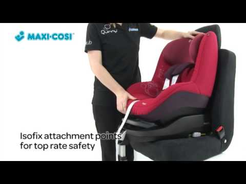 maxi cosi how to install the familyfix youtube. Black Bedroom Furniture Sets. Home Design Ideas