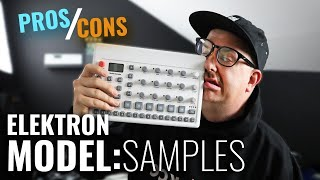 PROS AND CONS OF THE MODEL: SAMPLES FROM ELEKTRON