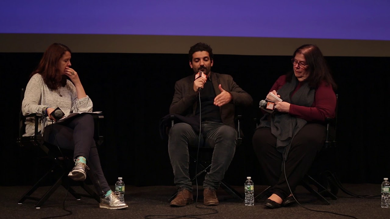 'Until the Birds Return' Q&A | Karim Moussaoui | NDNF18