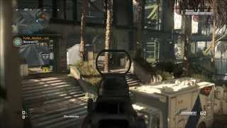 Cod Ghosts: Weirdest Lag Experience So Far (Ps4 Gameplay)