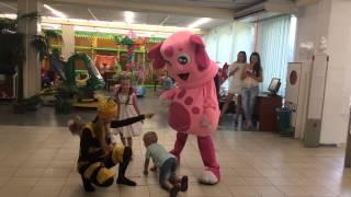 Детская развлекательная программа Приключения Лунтика