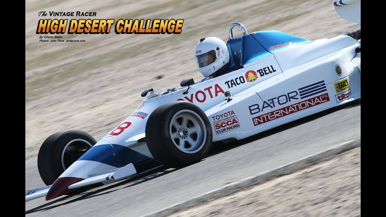 VARA High Desert Challenge 2014 Bator Racing Practice1 - YouTube