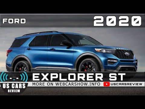 2020 FORD EXPLORER ST Review Release Date Specs Prices