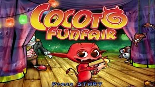 Cocoto Magic Circus Wii Gameplay