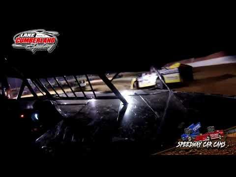 #3D Jake Henry - Super Late Model - 8-25-18 Lake Cumberland Speedway - In Car Camera