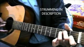 jiyen kyun meharbaani aaj jane ki zid na karo 1 scale unplugged acoustic guitar lesson