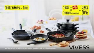 PENNY nádobí Vivess