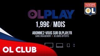 OL PLAY : Vivez toute l'actualité de votre club | Olympique Lyonnais