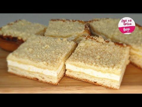 Видео: Быстрый Пирог с творогом (НЕ песочное тесто)! Один из любимых рецептов