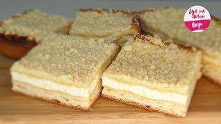 Быстрый Пирог с творогом (НЕ песочное тесто)! Один из любимых рецептов
