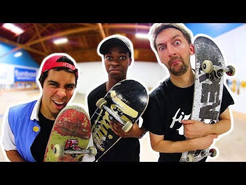THE FINAL ROUND OF SKATE! | THE ULTIMATE BRAILLE TOURNAMENT
