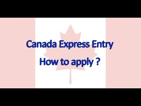 How to apply Canada Express Entry Visa (in Nepali)