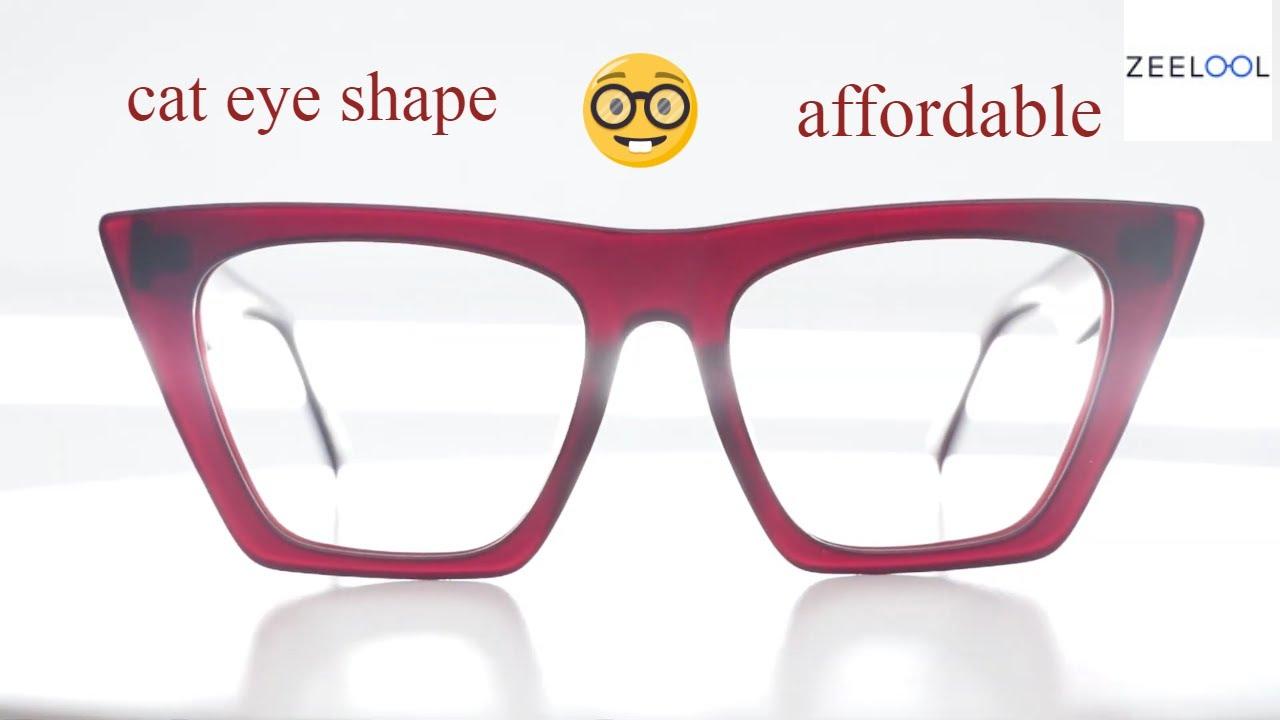 4f2836d398f6 Cat eye glasses-0662: BACK IN STOCK!!! - YouTube