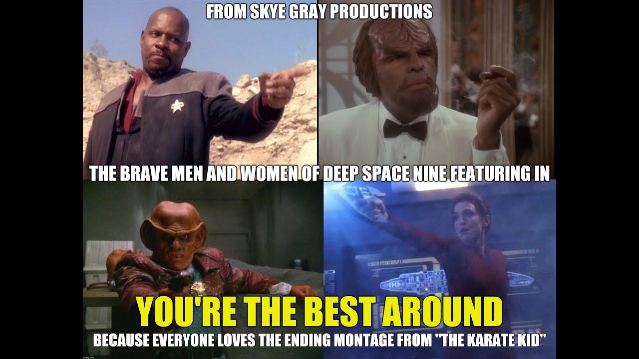 Karate Kid You Re The Best Meme