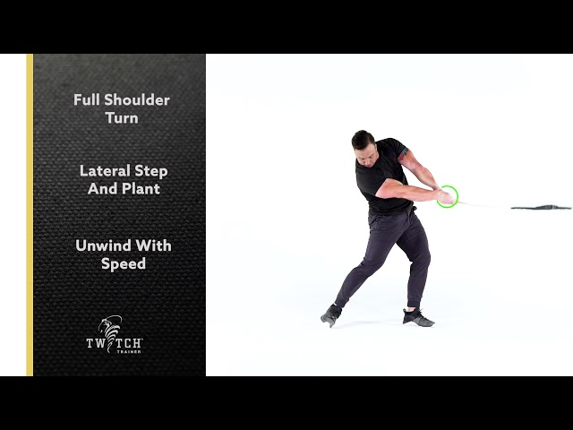 LATERAL LUNGE & WHIP