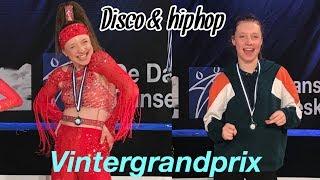 Vintergrandprix - hiphop & disco 2019