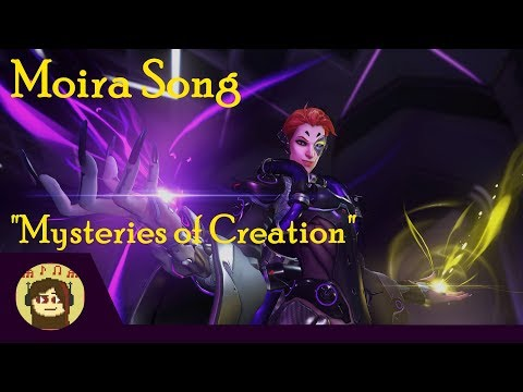 "OVERWATCH MOIRA SONG {""Mysteries of Creation""} [HalaCG]"