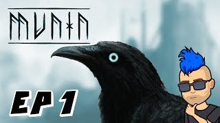 I'M NOT SMART ENOUGH FOR THIS GAME - Munin