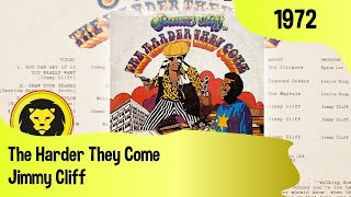 Jimmy Cliff - The Harder They Come+ LYRICS (Various - The Harder They Come OST, 1972)