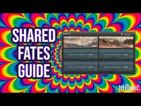 FFXIV 5.0 1349 Shared FATEs Guide