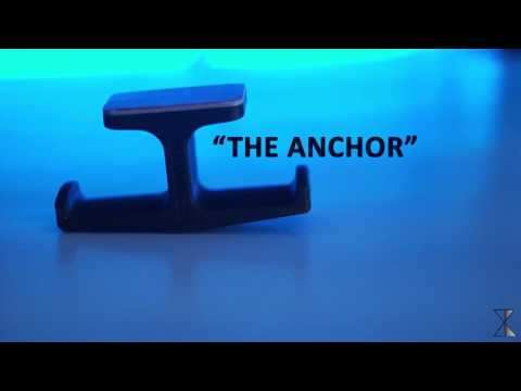 "The Best Headphone Stand - ""The Anchor"""