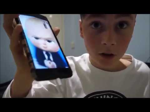 (DURV REUPLOAD) CALLING THE BOSS BABY! HE ANSWERED OMG!
