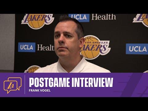 Lakers Postgame: Frank Vogel (5/21/21)