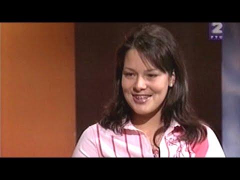 Ana Ivanovic intervju sa 17 godina (27.12.2004.)
