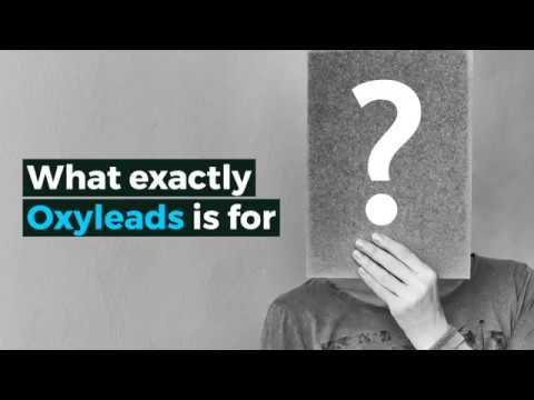 What exactly Oxyleads is for