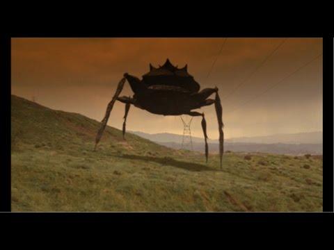 HG Wells War of the Worlds Martian Walker
