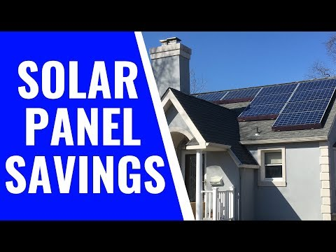 Do Solar Panels Save You Money?   My 3 Year Solar Review