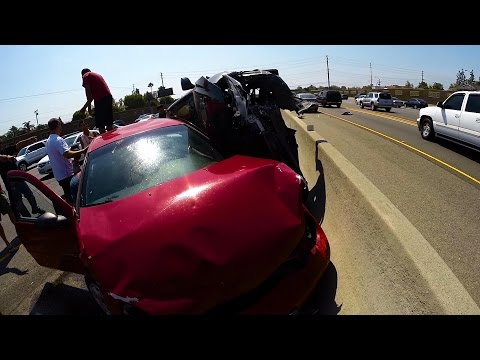 Crazy Multi-Vehicle Accident - Episode 8 Mp3
