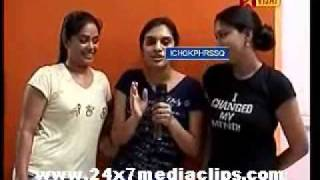 Boys vs Girls Vijay Tv Shows 3-13-2009 Challange Expression Round Part 1