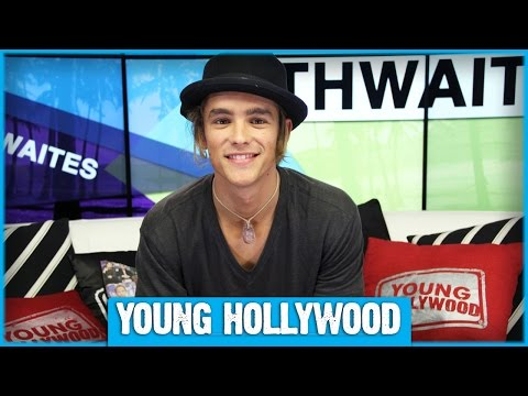 RIDE's Brenton Thwaites Reveals the Biggest Wave He's Ever Surfed!