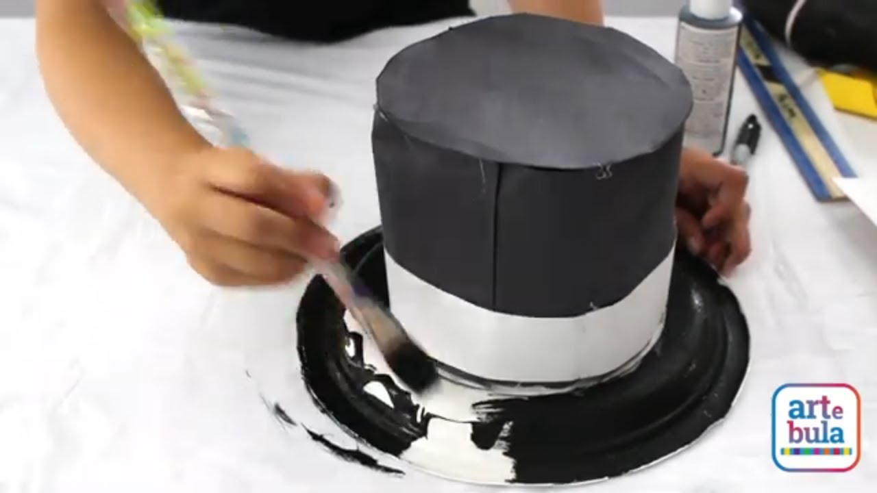 How to Make a Magician's Hat