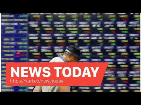 News Today - Asia stocks slip as higher bond yields weigh on shares