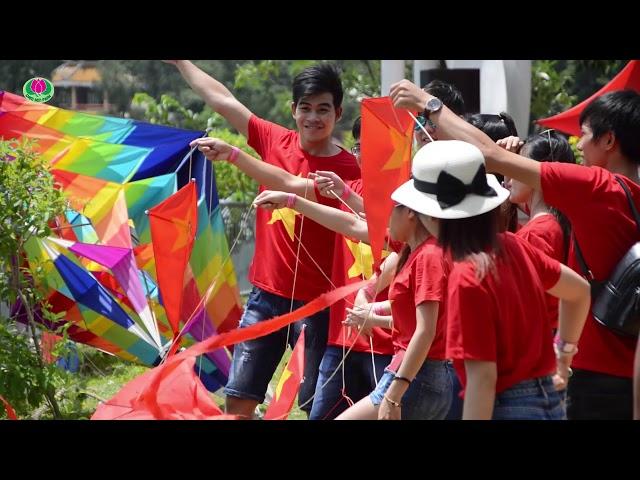 Tưng bừng các hoạt động mừng lễ Quốc Khánh tại CVVH Đầm Sen