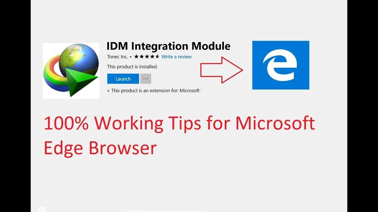 download free idm integration module